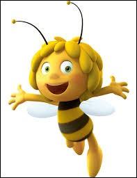 Comment s'appelle cette petite abeille de dessin animé ?