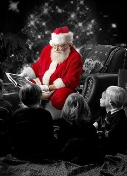 Je vous laisse trouver le renne du père Noël !