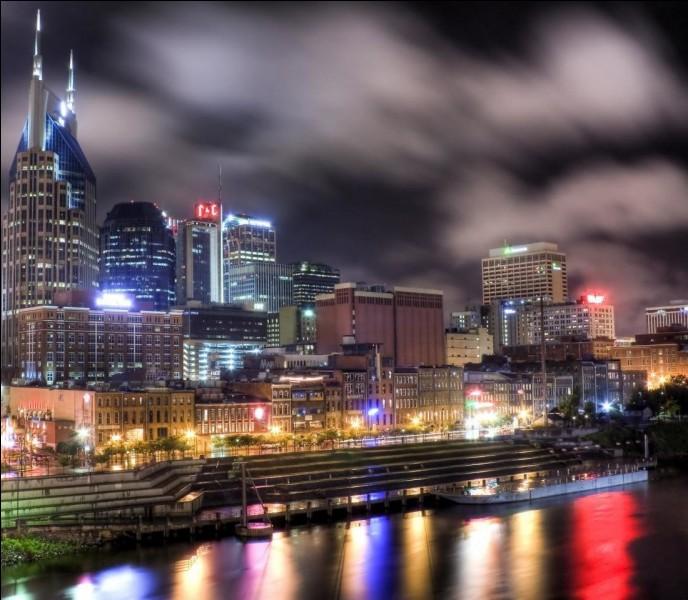 Quel temps fait-il sur Nashville, pour Johnny ?