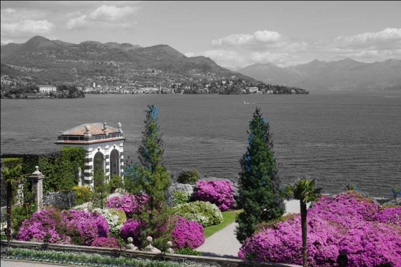 Pour Mort Shuman, quel est le temps sur un lac italien en 1972 ?