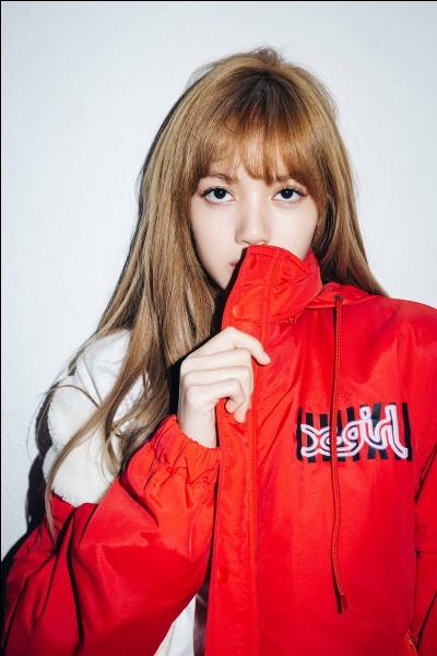 De quelle origine est Lisa (à part coréenne) ?