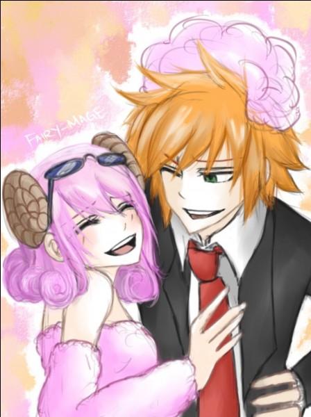 À qui appartenaient Loli et Aries avant d'être avec Lucy ?