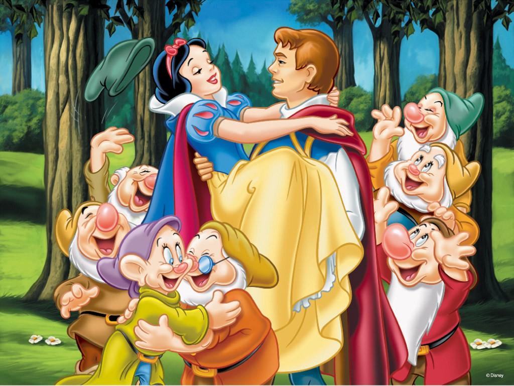 Les princes Disney