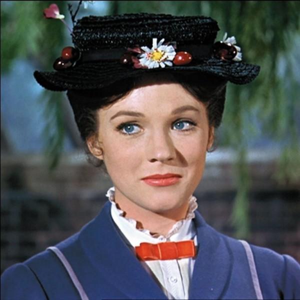 """Dans """"Mary Poppins"""", où travaille le père des enfants ?"""