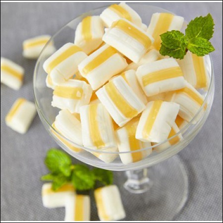 Que sont ces bonbons aromatisés à la menthe qui arrivent de Cambrai ?