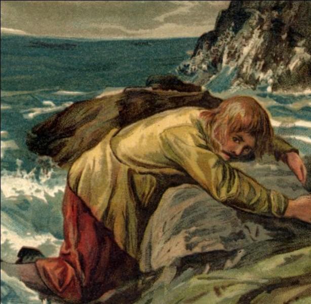 """Qui a écrit """"Robinson Crusoé"""" en 1719 ?"""
