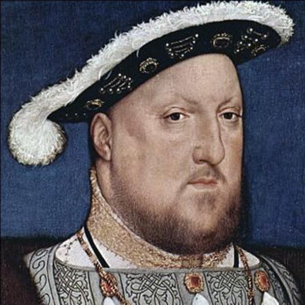 Qui a échoué à obtenir de la part du pape une annulation de mariage pour Henry VIII d'Angleterre ?