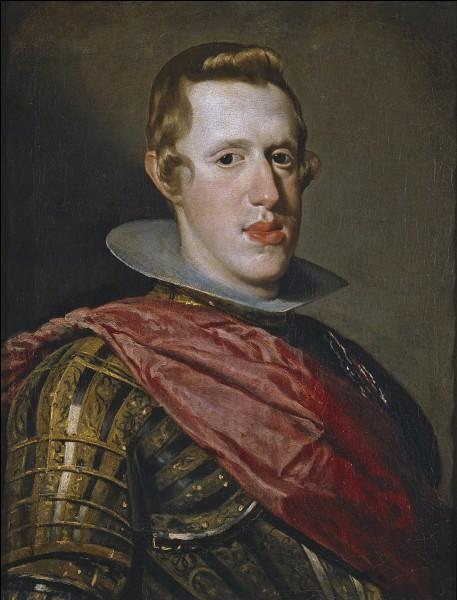 Dans quel pays Philippe IV a-t-il commencé un règne de 44 ans en 1621 ?