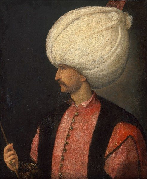 Quel était le surnom de Soliman Ier, sultan de l'Empire ottoman à partir de 1520 ?