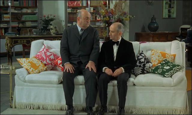 Où Louis finit-il par enterrer le cadavre dans 'Mr Jo' ?