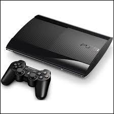 La PlayStation 3 est sortie en 2004.