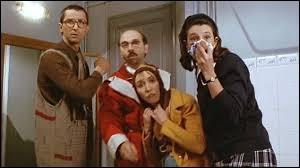 """Le film """"Le père Noël est une ordure"""" est sorti en 1972."""