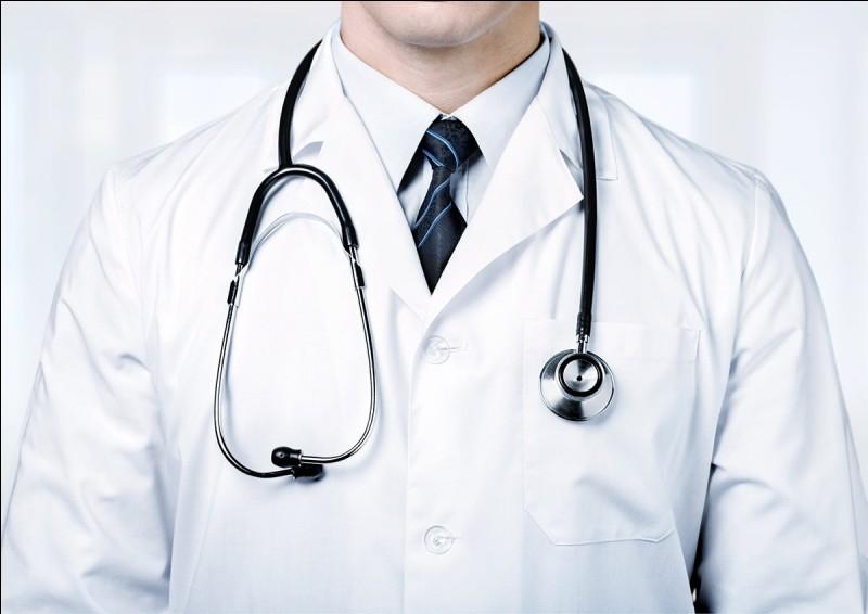 Comment s'appelle le docteur ?