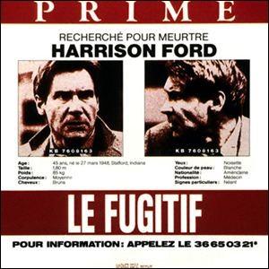 """Qui joue le rôle du policier entêté qui poursuit """"le Fugitif"""", dans le film éponyme ?"""