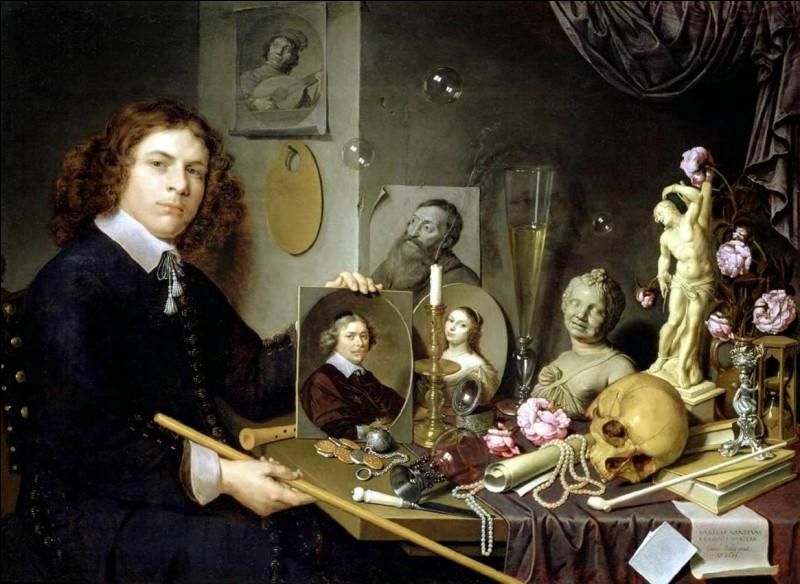 En peinture, la vanité désigne un genre pictural particulier. Lequel ?