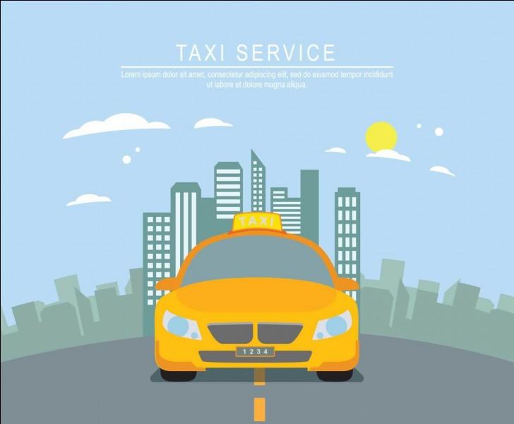 Vanessa Paradis chantait l'histoire d'un chauffeur de taxi, c'était...