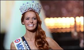 Comment s'appelle la Miss France 2018 ?