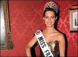 En quelle année est apparue l'élection Miss France à la télévision française ?