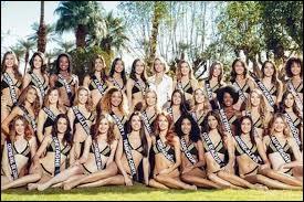 Combien y a-t-il de candidates pour la sélection Miss France 2019 qui aura lieu le 15 décembre 2018 ?