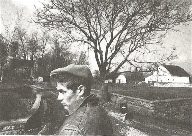 """Qui est ce """"Géant"""", qui meurt d'un accident de la route le 30 septembre 1955 ?"""