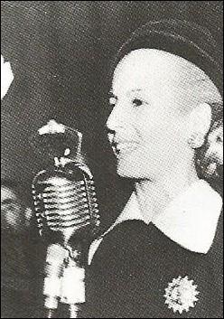 Quel prénom avait l'épouse charismatique du président argentin, morte le 26 juillet 1952 ?