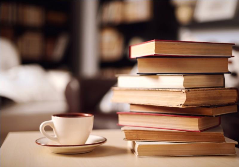 Ton genre de livres est...