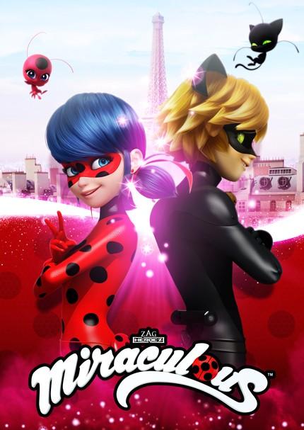 Miraculous : les aventures de Ladybug et Chat Noir (Quizz ultime)
