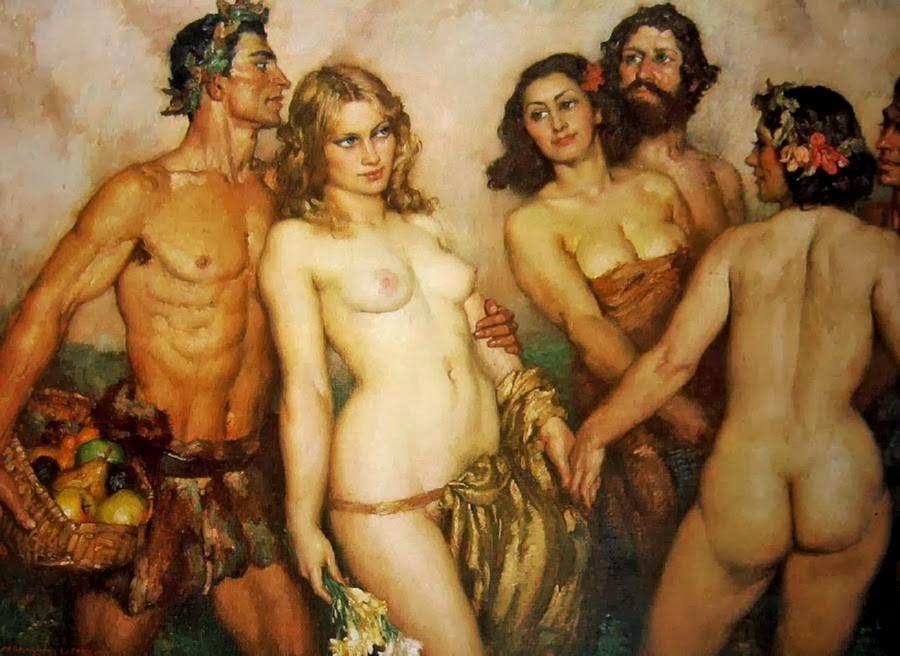 Femmes fatales mythiques