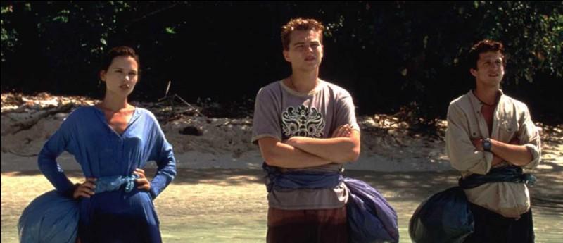 Quel est ce film, sorti en 2000, réunissant Virginie Ledoyen, Guillaume Canet et Leonardo DiCaprio ?