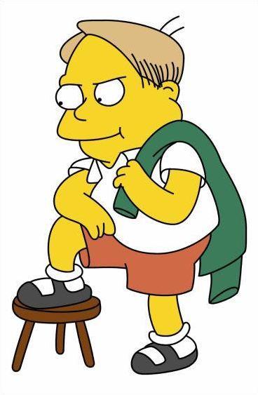 Les Simpsons personnages (en image)