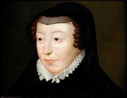 En quelle année est décédée Catherine de Medicis ?