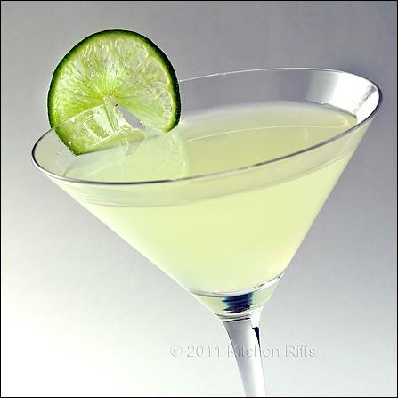 Quel alcool est la base du daïquiri ?