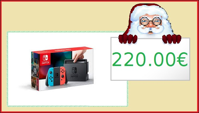 Cette console sortie en 2017 : 220.00€