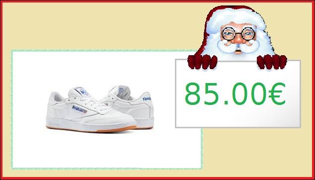 Ces baskets : 85.00€