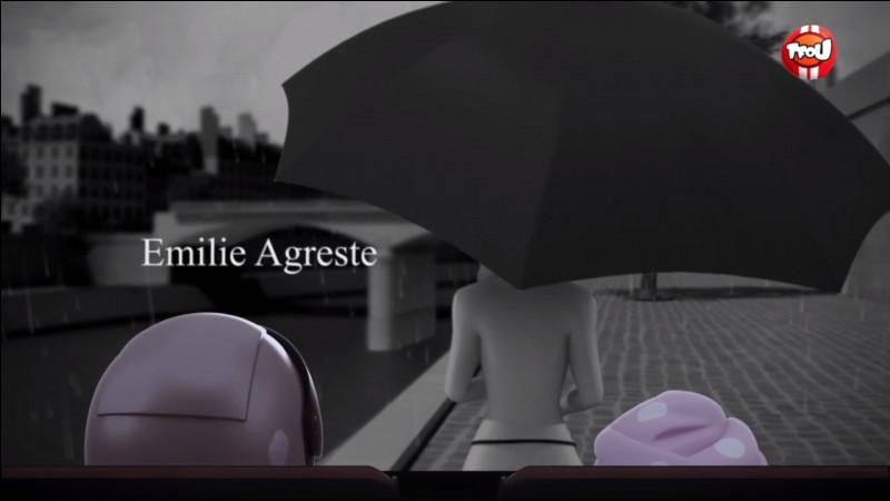 Dans l'épisode « Gorizilla », Adrien se rend au cinéma pour voir le film dans lequel sa mère joue le premier rôle. Quel est le titre du film ?