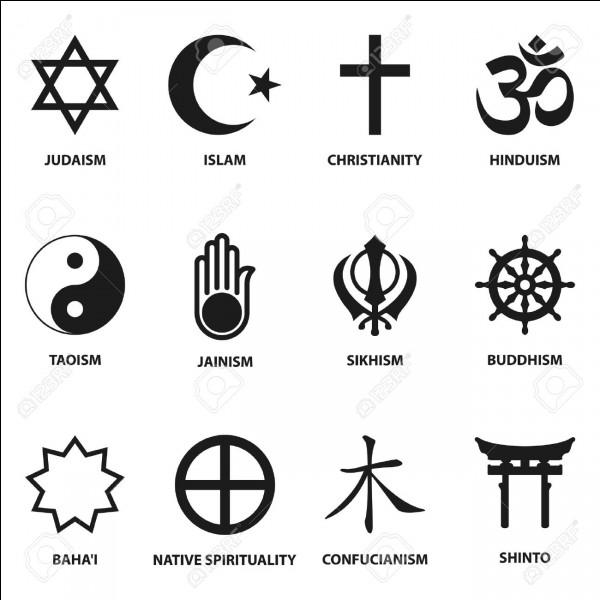 As-tu une quelconque religion ?