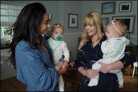 Comment s'appellent les enfants d'Alison et d'Emily ?