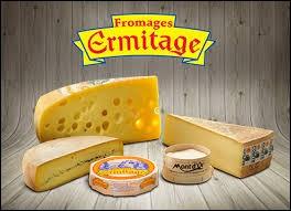 Quelle ville est célèbre pour sa fromagerie-fabrique de fromages ?