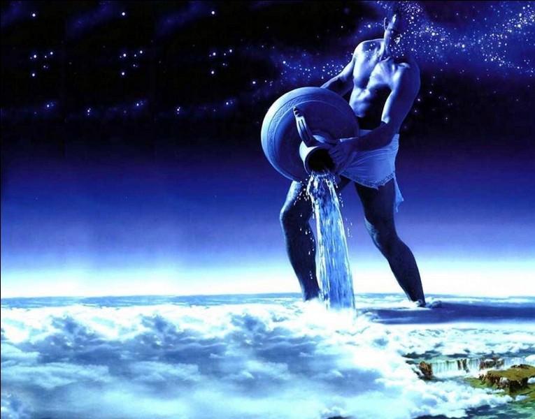 """Verseau"" est une constellation."