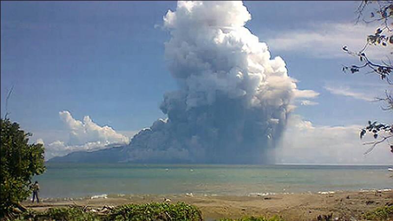 Il n'y a aucun volcan au Canada.