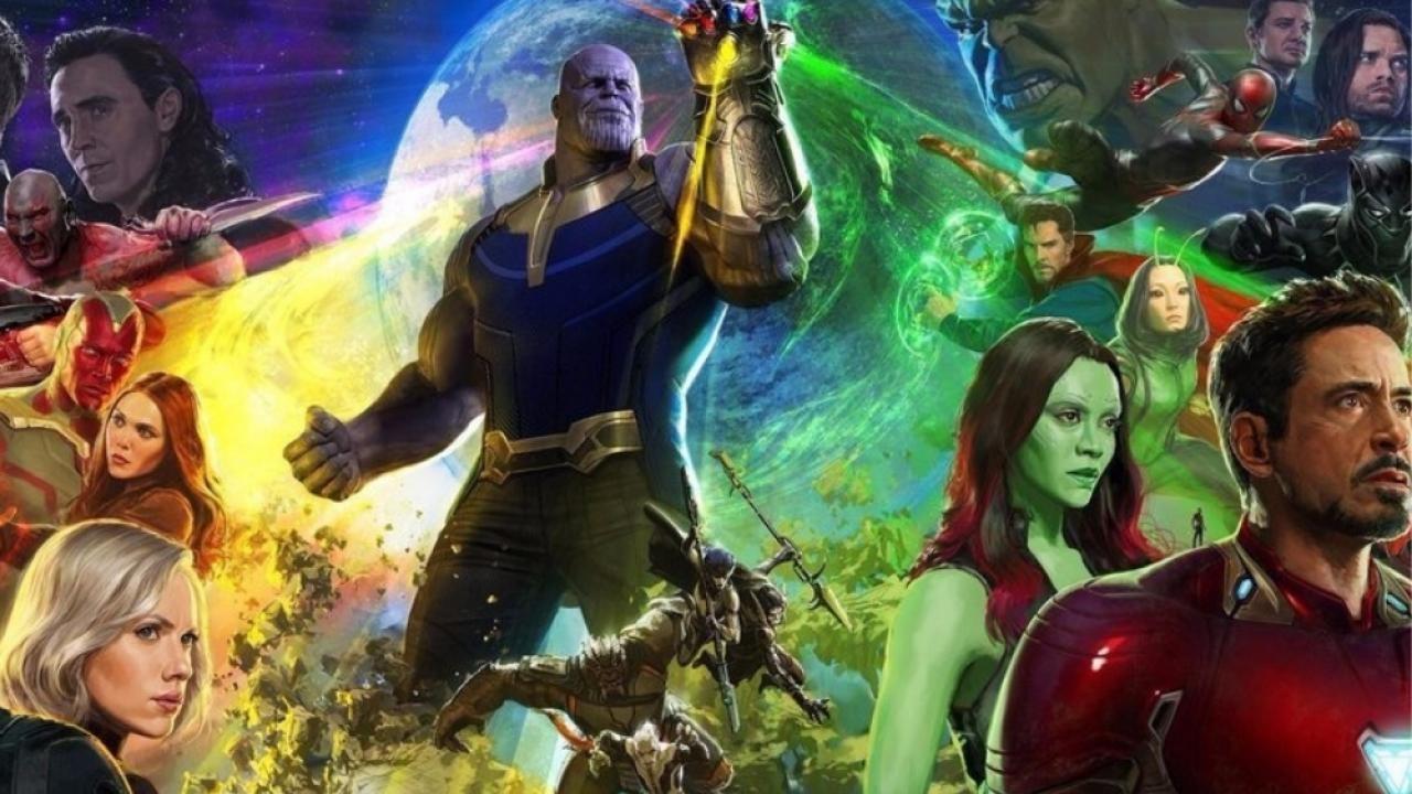 Avengers 3 + le trailer d'Avengers 4