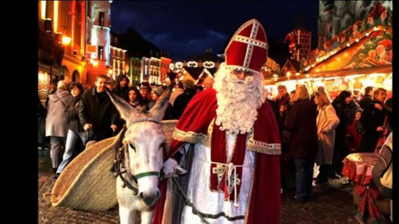 Quand fête-t-on la Saint Nicolas ?