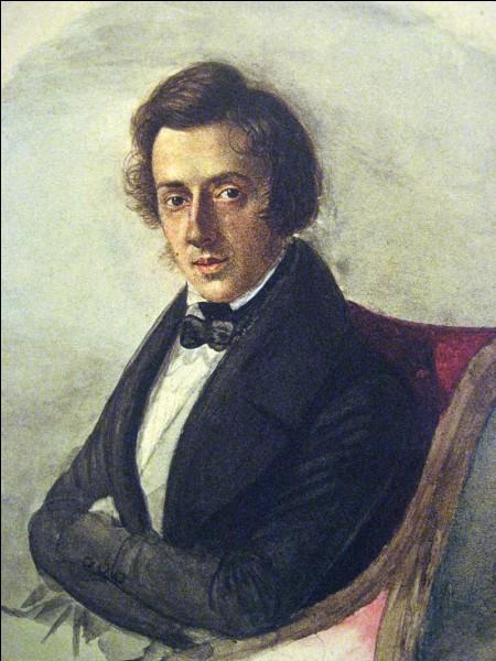 De quel instrument de musique Chopin jouait-il ?
