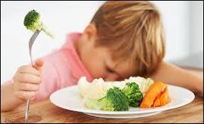 ... tes légumes !