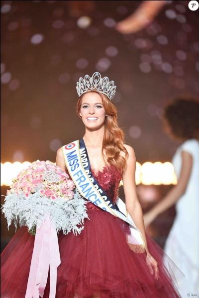 Maëva Coucke est élue Miss France 2018, le 16 décembre 2017, à Châteauroux. Qui est sa première dauphine ?