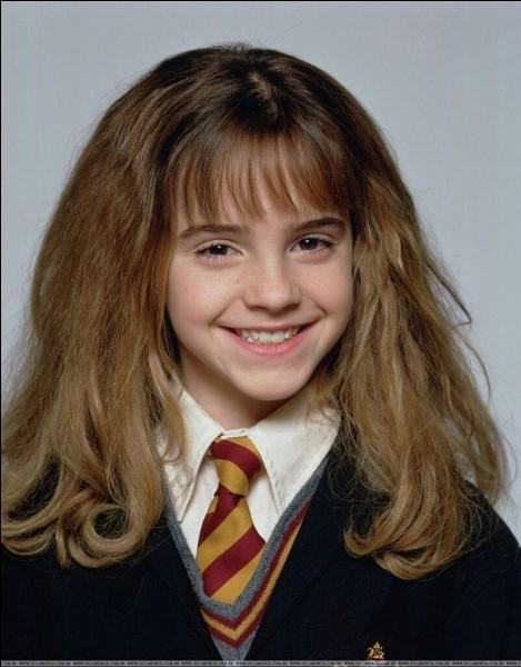 Quel est le prénom de la meilleure amie de Harry Potter ?