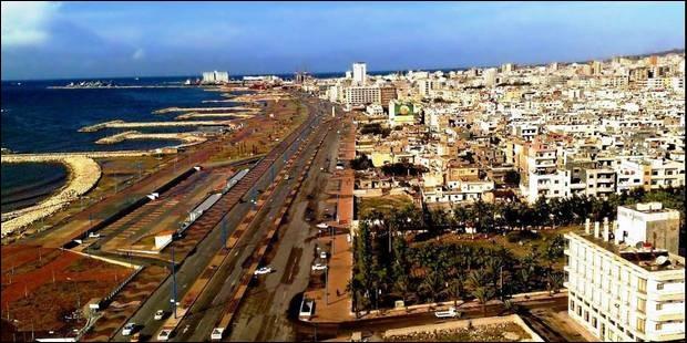 Cette ville côtière de Syrie, second port du pays, c'est :