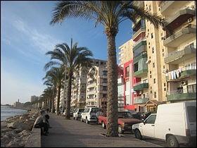 Cette ville côtière du sud-Liban, au riche passé, habitée depuis près de cinq millénaires, c'est :
