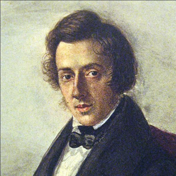Chopin était un compositeur Italien.