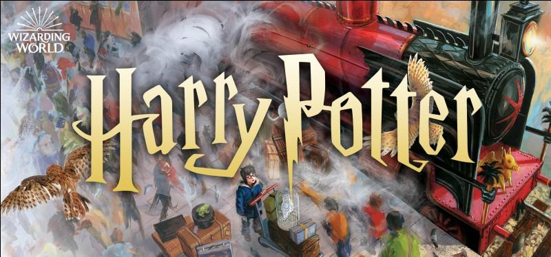 Comment se nomme le troisième opus de la saga ? Harry Potter et...